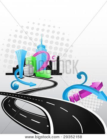 hip hop city artwork futuristic background