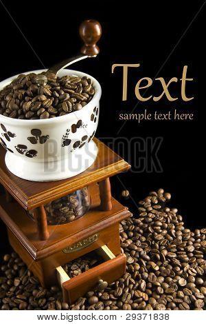 Mechanical Coffee Grinder