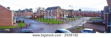 Housing Estate Panoramic