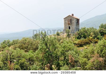 The Panissars Blockhouse, Le Perthus, France