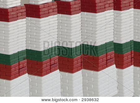 Dominoes Background