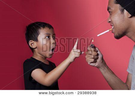 Do Not Smoking
