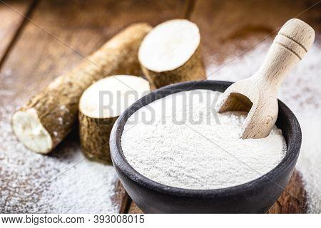 Clay Pot Handmade With Cassava Flour, Brazilian Cassava Flour, Called Polvilho, Cassava Starch, Cari