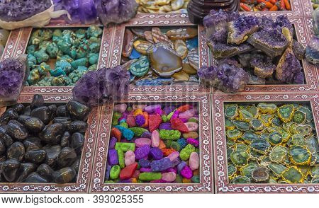 Colored Stones For Sale In Turkey Market