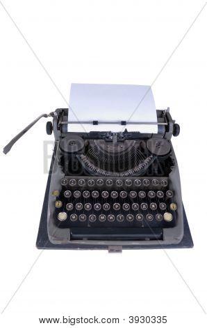 The Old Typewriter