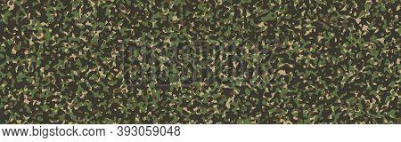 Camouflage Pattern. Military Green Background. Khaki Texture.