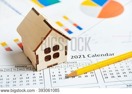 Plan For Planning Mortgages And Real Estate Purchases In 2021 Year.