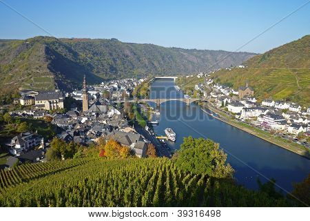 Cochem, Mosel River, Germany, Europe