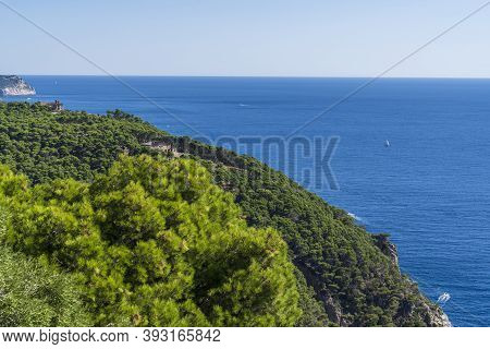 Views Of The Coast From The Viewpoint Of