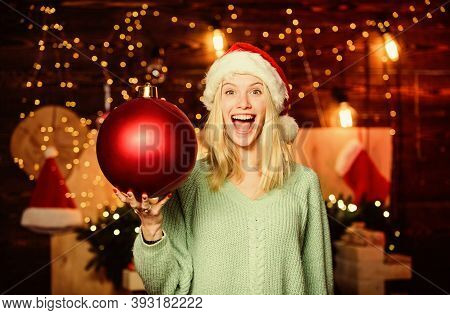 Glamorous Decorations. Christmas Decorations. Love To Decorate Everything Around. Girl Santa Claus H