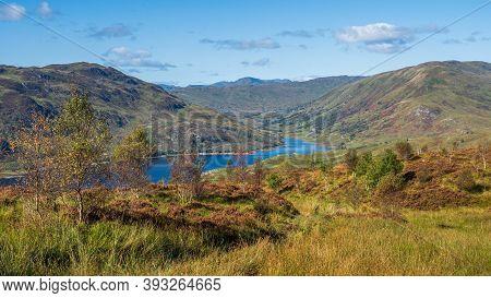 Looking Into The Remote Glen Finglas