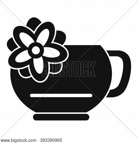 East Tea Ceremony Icon. Simple Illustration Of East Tea Ceremony Vector Icon For Web Design Isolated