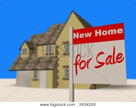 New Home For Sale