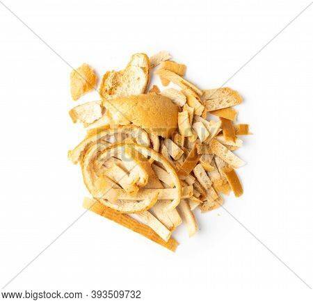 Bread Crusts, Crumbs Or Crushed Rusk Crumbs