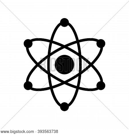 Science Icon Isolated On White Background From Education Collection. Modern Science Symbol For Logo,