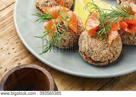 Tasty Fish Meatballs