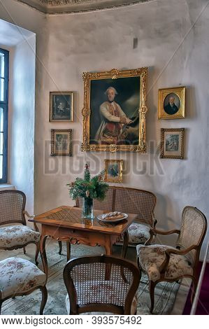 Czech Republic, Czech Sternberg, 07,01,2016 Interest From The Castle Museum Czech Sternberg