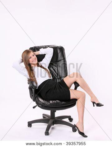 Contented Secretary