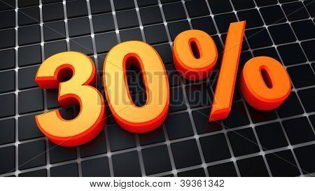Thirty Percent