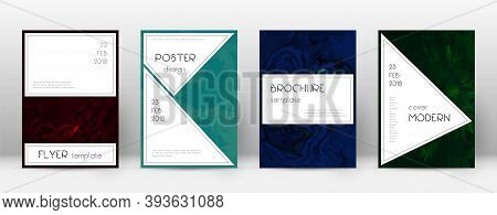 Abstract Cover. Divine Design Template. Suminagashi Marble Stylish Poster. Divine Trendy Abstract Co