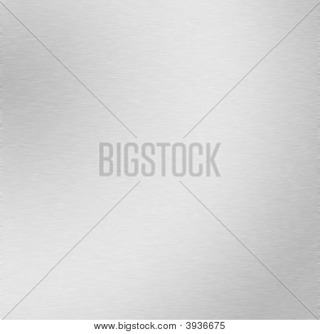 brushed metal with highlights abstract backdrop or background poster