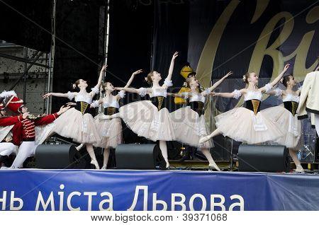 Day Of Lviv City