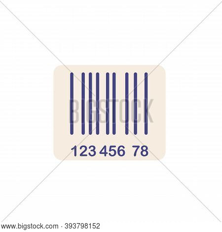 Barcode Icon. Simple Element From E-commerce Collection. Creative Barcode Icon For Web Design, Templ