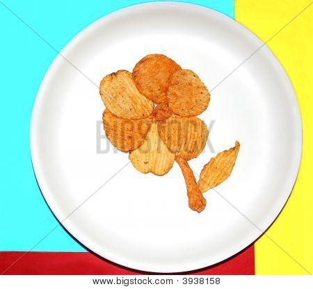Chip Flower