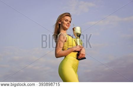 Best Player Title. Sport Motivation. Sport Success. Winner Girl. Sport And Health. Competition Conce