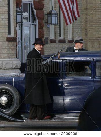 Actors Johnny Depp And Stephen Dorf