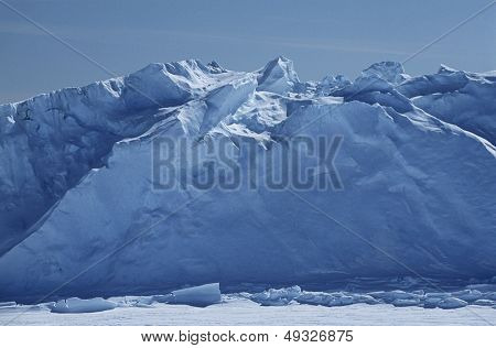 Antarctica Weddell Sea Riiser Larsen Ice Shelf