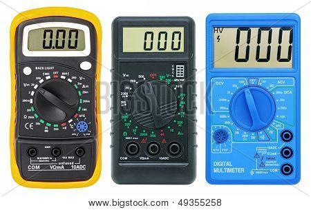 Multimeters