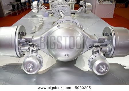 Truck Differential