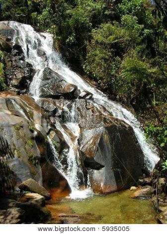 Mittel-amerikanischen Wasserfälle