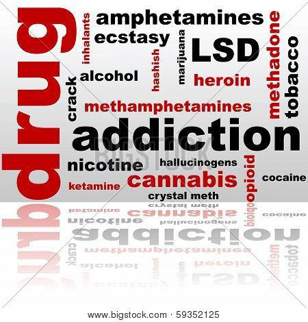 Drug Word Cloud