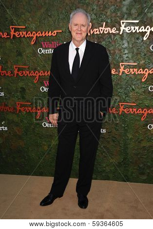 LOS ANGELES - OCT 17:  John Lithgow arrives to the Wallis Annenberg Center for the Performing Arts Gala  on October 17, 2013 in Beverly Hills, CA