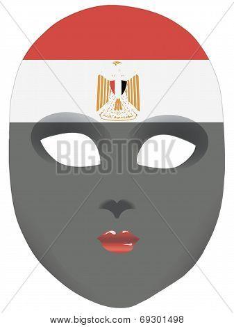 Egypt Mask