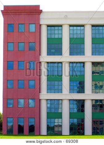 Modern Office Building 3