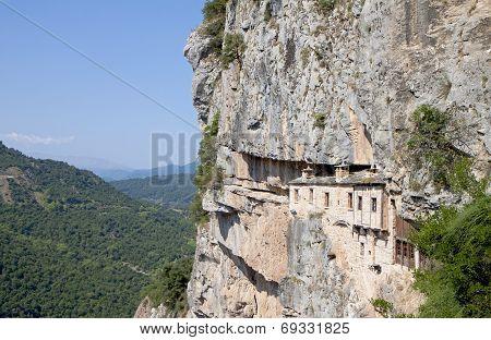 Monastery of Kipina in Greece