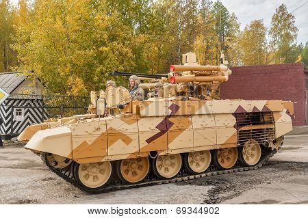 Tank Support Fighting Vehicle