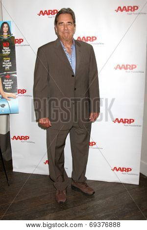 LOS ANGELES - AUG 1:  Beau Bridges at the AARP Luncheon IHO Jeff Bridges at the Spago on August 1, 2014 in Beverly Hills, CA