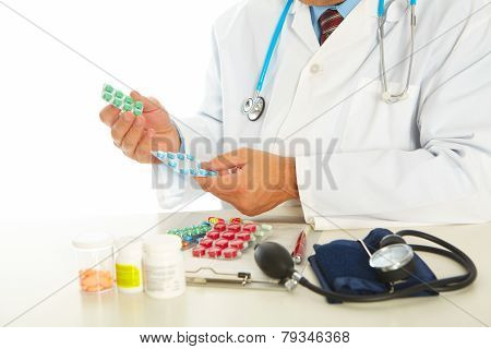 Doctor In The Office