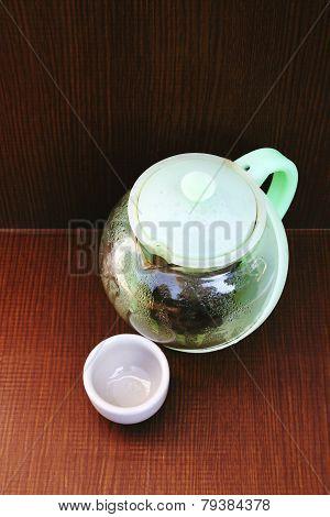 Teakettle And Teacup 3