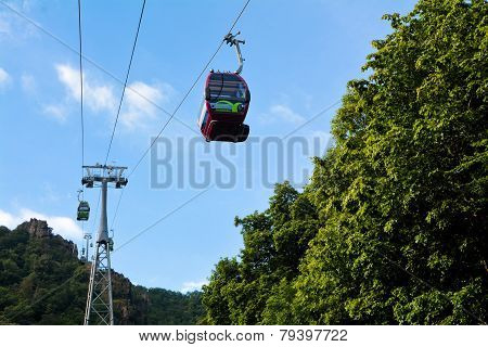 funicular in Thale