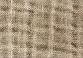 Close up photo of raw linen texture poster