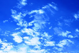 cooling sky and cloud