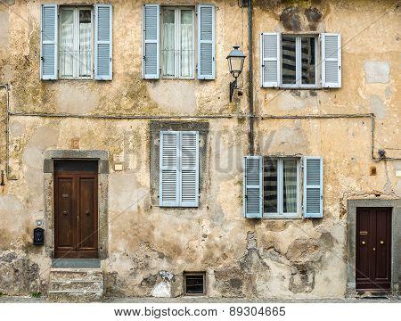 Facade of a home