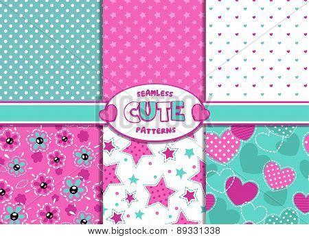 Cute Girlish Patterns