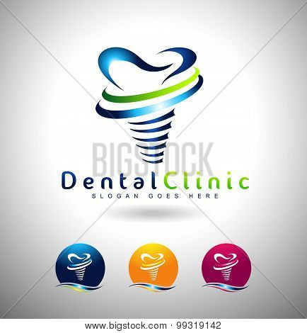 Dental Implants Logo
