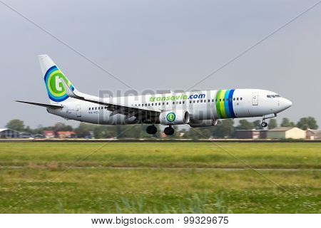 Transavia Boeing